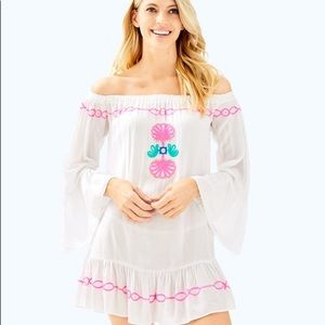 NEW Lilly Pulitzer Nemi Coverup